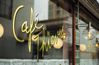 Cafe Thieves and Freeze Frozen Yogurt