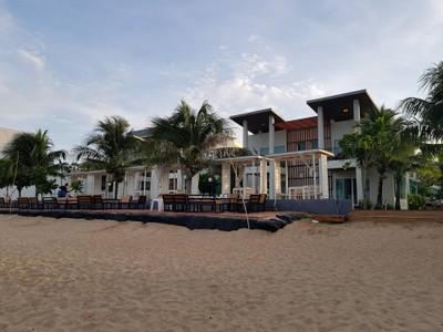 รวว โรงแรม เซนต โทรเปซ บช รสอรท รสอรทรมทะเล Wongnai