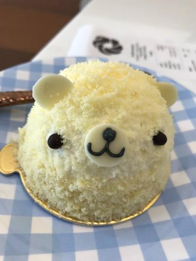 Teddy Hokkaido Cheese Cake