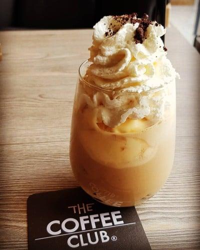 The Coffee Club Shama Lakeview Asoke Hotel คลองเตย