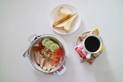 พรเทพอาหารเช้า