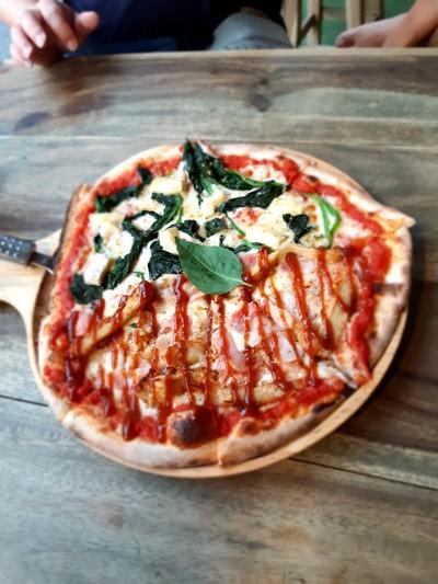 Pizza Bar Muangkan