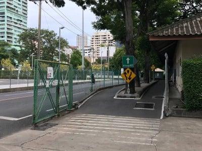 ทางจักรยานลอยฟ้า สวนลุม - สวนเบญจกิตติ