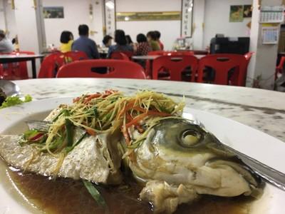 ปลาจีนนึ่งซี่อิ้ว