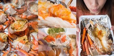 """""""กุ้งตะกร้าเศรษฐี"""" ร้านอาหารทะเล ขอนแก่น สดใหม่เหมือนยกทะเลมาไว้!"""