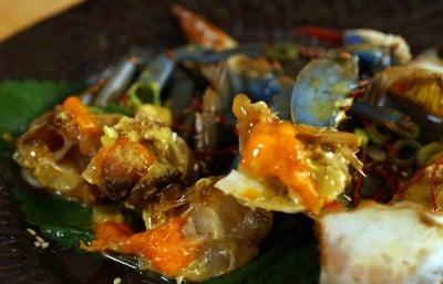 간장게장 (Ganjang-gejang) Raw Crabs Marinated In Soy Sauce/ปูดองซอส