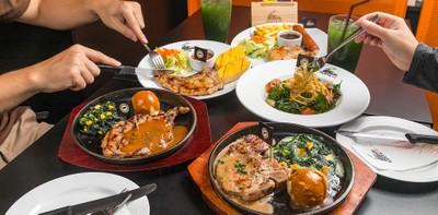 Santa Fe' Steak ร้านสเต๊ก กับเนื้อหมูคูโรบูตะนุ่มชุ่มฉ่ำ คัดคุณภาพ