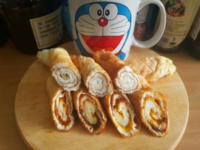 วิธีทำ โรลไข่ขาว
