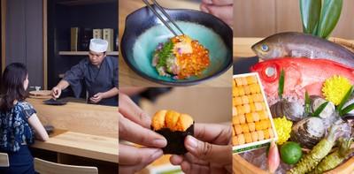 ร้านอาหารญี่ปุ่น โอมากาเสะ พัทยา HON By Meruto คัดสรรแต่วัตถุดิบคุณภาพ