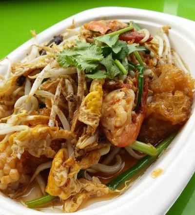 กระเพาะปลาผัดสามเซียน