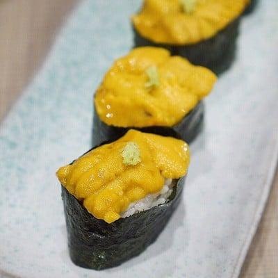 ซูชิหอยเม่น Uni Sushi