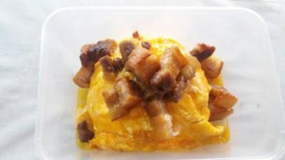 ข้าวไข่ข้นกุ้ง เนื้อนุ่มละมุนลิ้น