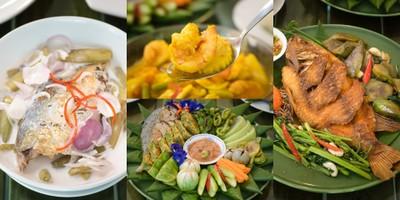 Coffee Time ภูเก็ต ร้านอาหารไทยภาคกลาง รสเด็ด แบบฉบับชาววัง
