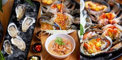 ร้านอาหารทะเล บางแสน ยกทะเลซีฟู้ด ร้านโฉมใหม่ แต่คุณภาพเหมือนเดิม!