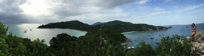 จุดชมวิวจอห์น-สุวรรณ (เกาะเต่า)