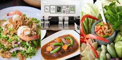 """""""เรือนมลุลี"""" ร้านอาหารไทย ศรีราชา สไตล์ครอบครัว อิ่มชัวร์ ราคากันเอง"""