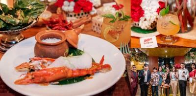 เปิดประสบการณ์ Mekhong Elite Table ที่ร้าน Chim by Siam Wisdom