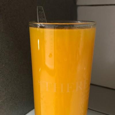 น้ำส้มบนที่สูง 🍊🍊🍊