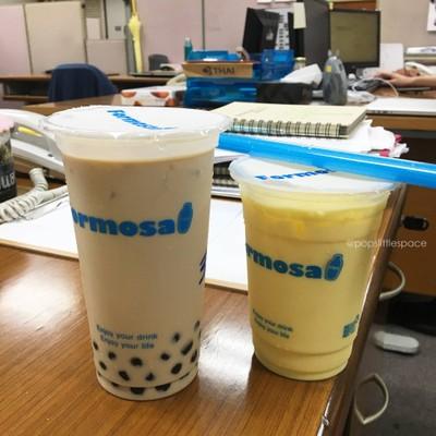 Formosa (FMS) ชานมไข่มุก ดินแดง - ประชาสงเคราะห์