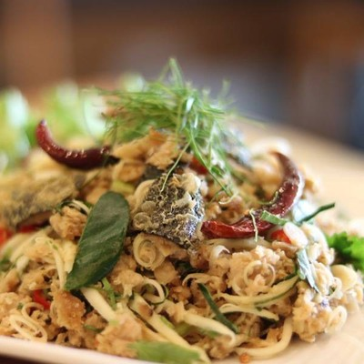 Veggies Thai ปาร์ควิลเลจ พระราม2