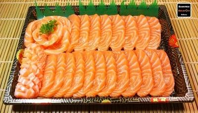 Samurai Salmon Delivery (ซามูไร แซลมอน เดลิเวอรี่) นวมินทร์