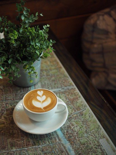 Latte Bear Coffee (ลาเต้ แบร์ กาแฟหมี)