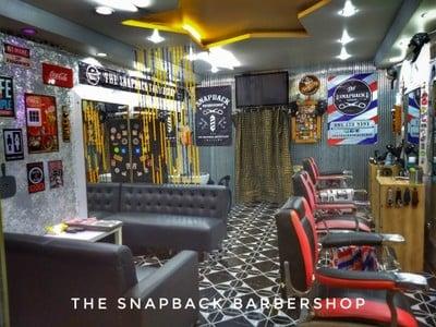 Snapback Barber Shop (สแนปแบ็คบาร์เบอร์ช็อป)