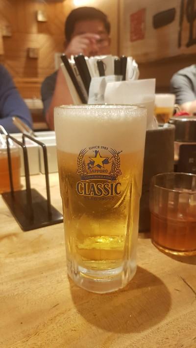เบียร์สด