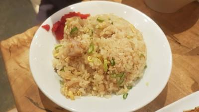 ข้าวผัดหมูญี่ปุ่น