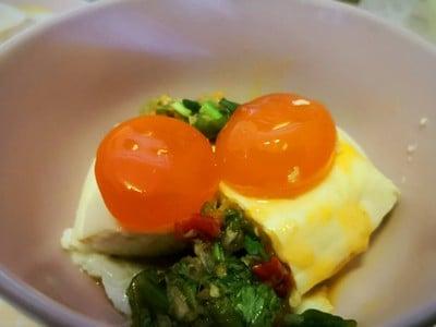 ไข่แดงดองน้ำปลากวน
