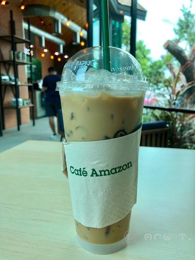 Cafe Amazon พุทธสาคร