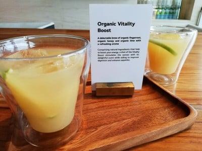 Complimentary: Organic Vitality Boost