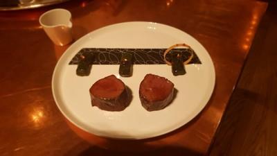 Roasted Australian M6 Wagyu Beef  Tenderloin