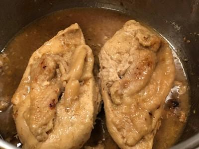 วิธีทำ เส้นบุกผัดงาไก่ตุ๋นน้ำสลัดงาคั่วญี่ปุ่น