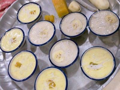 วิธีทำ ขนมกล้วย/ขนมฟักทอง