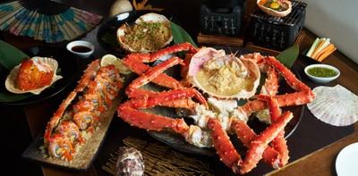 """[รีวิว] """"Ibushi Ginjiro"""" ร้านอาหารญี่ปุ่น พาฟินเทศกาลปูทาราบะลดถึง 40%"""