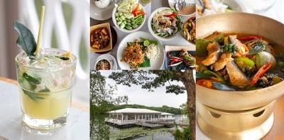 [รีวิว] Rice Barge ร้านอาหารไทยต้นตำรับกาญจนบุรี ริมแม่น้ำแควใหญ่