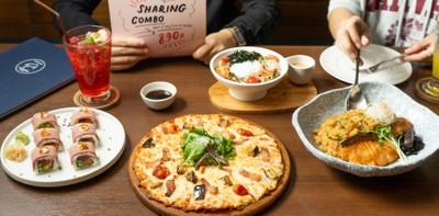 [รีวิว] On the Table, Tokyo Café เลือกสรร 4 เมนูราคาคุ้มเพียง 890 บาท