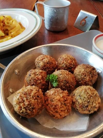 Veggie Balls ราคา 160 บาท