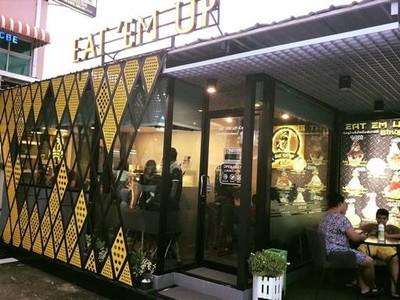EAT 'EM UP CAFE ลำลูกกาคลอง2