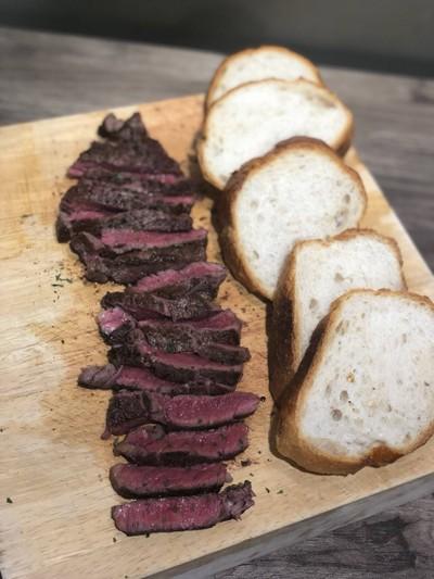 วิธีทำ Steak สันใน