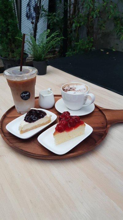 Smooth&Simple Cafe