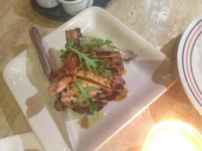 Grilled Dry Ages Pork Chop (270g.)##1