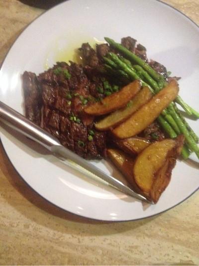 Ribeye Steak##1