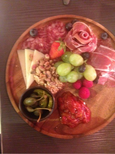 Selection of Cold cut and Cheese Platter##1