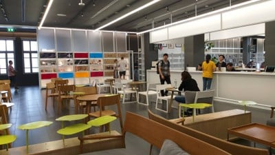ศูนย์สร้างสรรค์งานออกแบบ (TCDC)