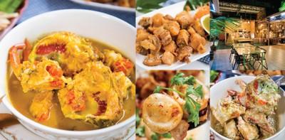 [รีวิว] ร้านอาหารเสน่ห์ไม้หาดใหญ่ ลิ้มรสแกงส้มปูไข่เมนูขึ้นชื่อสุดซี้ด