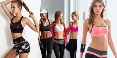 รวมคลิปออกกำลังกาย เนรมิตหุ่นสวยได้เหมือนนางฟ้า Victoria's Secret !