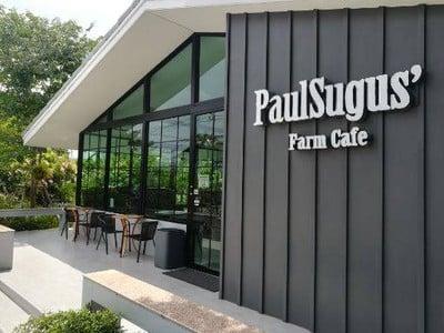 PaulSugus' Farm Cafe ซ.กาญจนาภิเษก 7