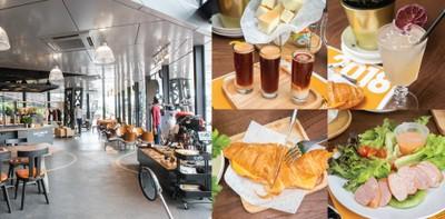 [รีวิว] Greyhound Coffee@Cub House Udonthani คาเฟ่สุดชิก จ.อุดรธานี